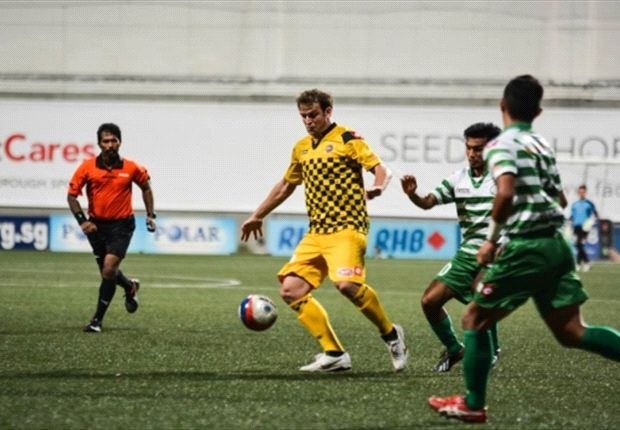 Tosi penalty gets DPMM off to winning start