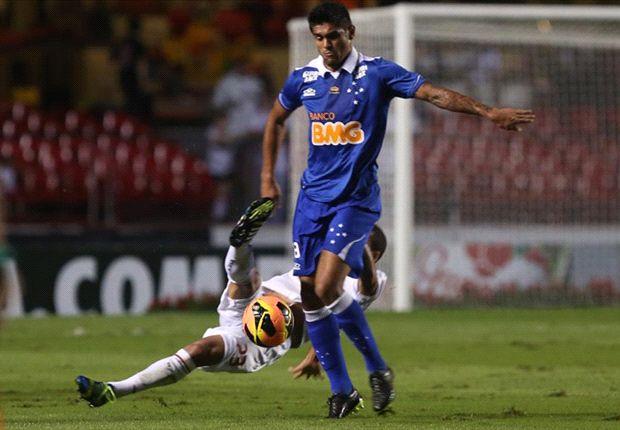 São Paulo 0 x 3 Cruzeiro: Luan faz a festa e afunda o Tricolor no Morumbi
