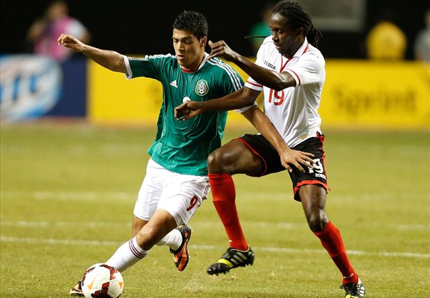 Mexico 1-0 Trinidad & Tobago: El Tri advances to Gold Cup semifinals