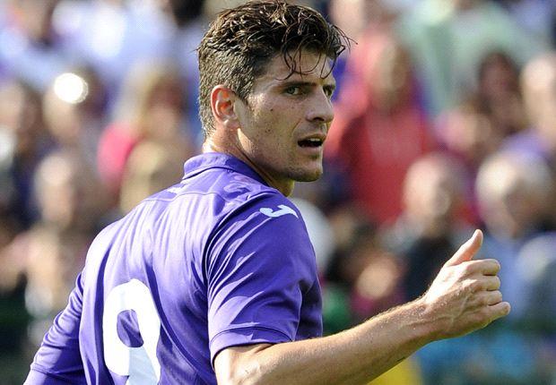 Wird es Mario Gomez in Florenz auf Anhieb schaffen?