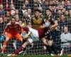 West Ham 3-3 Arsenal: Carroll hat trick