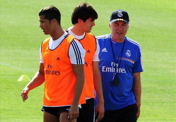 Ronaldo is a role model - Ancelotti