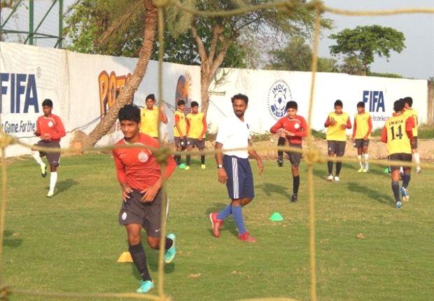 India U-16 get off to a winning start in the SAFF U-16 Championship (Photo: AIFF Media)