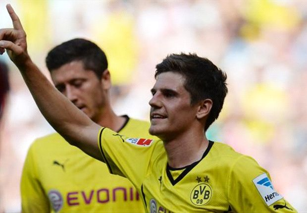 Dortmund extend Hofmann's deal until 2018