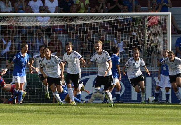 Deutschland will den sechsten EM-Titel in Folge