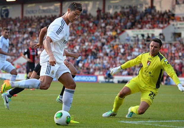 Ronaldo at the seaside: The day Real Madrid made waves in Bournemouth