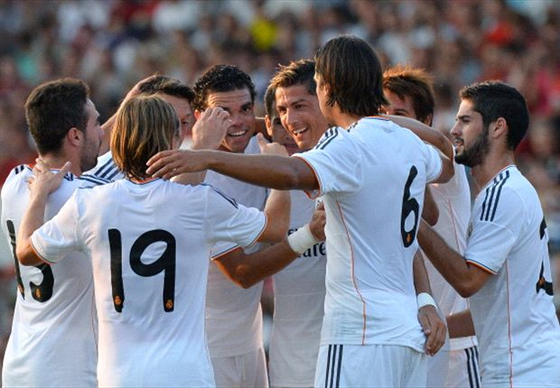 Olympique Lyonnais-Real Madrid Betting Preview: Back the Spanish side to lead at half-time