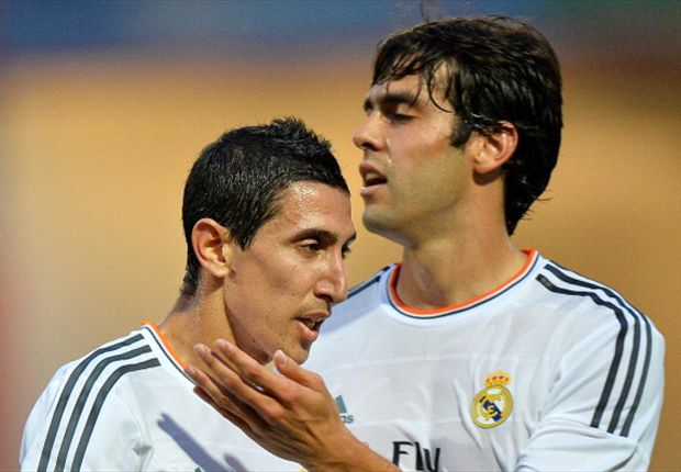 Kaka hails 'fantastic' friendly against PSG