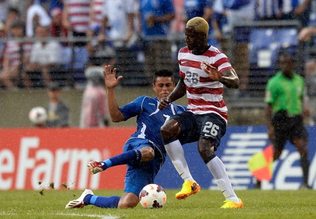 USA's Johnson makes immediate impact upon Gold Cup introduction