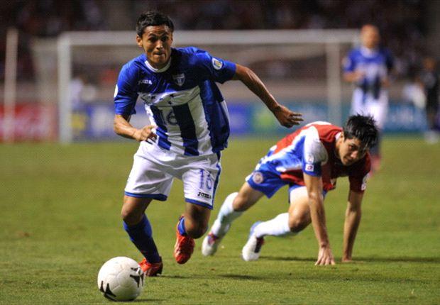 Najar goal books Honduras' place in Gold Cup semifinals