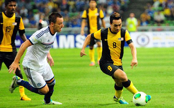 Mat Yo Malaysia vs Chelsea