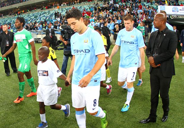 Nasri impressed by 'psychologist' Pellegrini at Manchester City