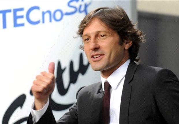 Leonardo, già all'Inter come allenatore