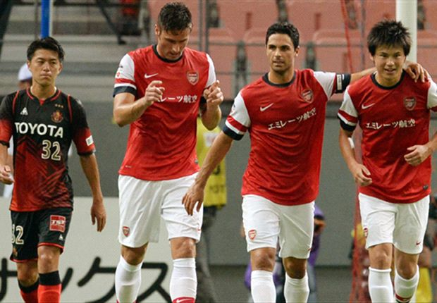 Urawa Reds-Arsenal Betting Preview: Expect the north Londoners to dominate in Japan