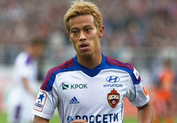 Kepastian Keisuke Honda bergabung ke AC Milan ditentukan hari ini