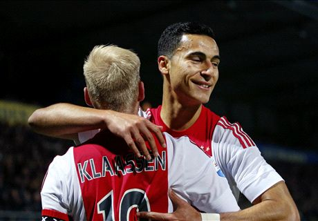 'Volop interesse in Ajax-sterren'