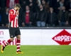 WATCH: PSV's Arias breaks glass after red card