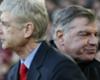 Arsenal lost the title - Allardyce