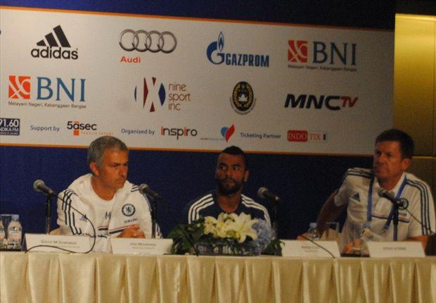Jose Mourinho menegaskan Chelsea tetap serius menjalani pramusim