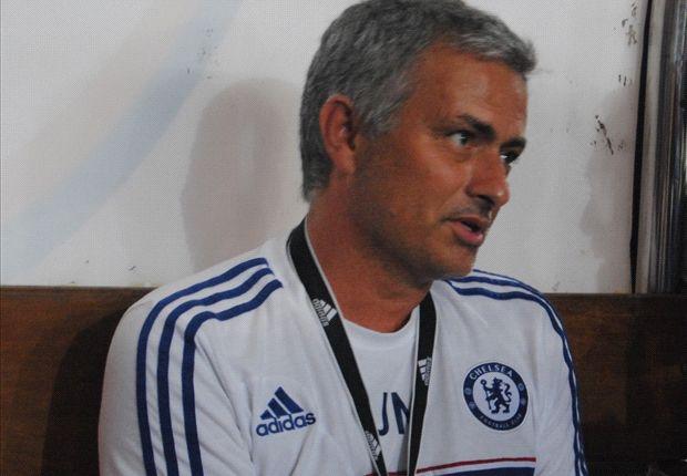 Jose Mourinho Sebut Rival Chelsea Hanya Di Tiga Kota