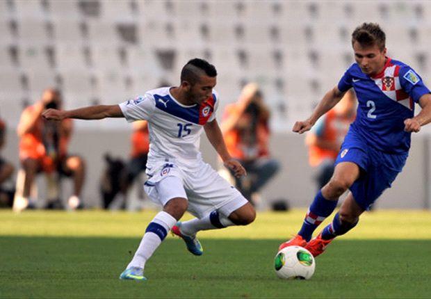 Cristian Cuevas mag met rugnummer 15 uitkomen voor Vitesse