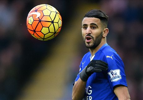 'Mahrez to consider Leicester future'