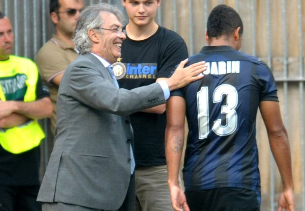 Mazzarri reveals Moratti team talk