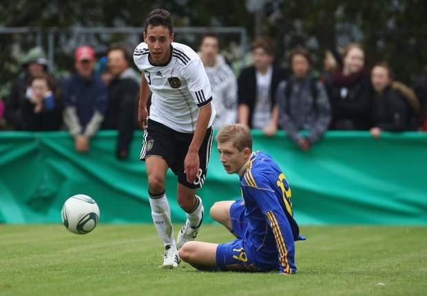 Traum von Real Madrid: Wolfsburgs Supertalent Rhami-Jasin Ghandour will durchstarten