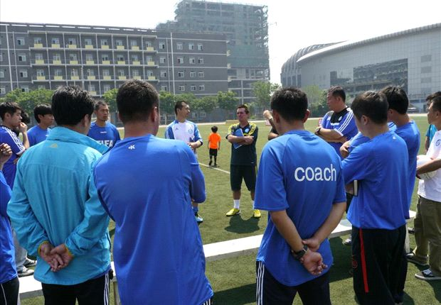 Football coaching programs need to be created based on local needs