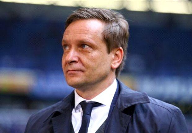 Geht vom Verbleib von Papadopoulos auf Schalke aus: Horst Heldt