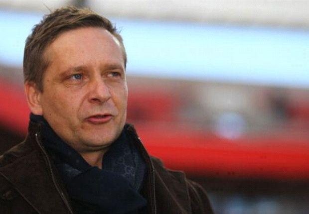 Der Manager vom FC Schalke 04: Horst Heldt im Gespräch mit Goal