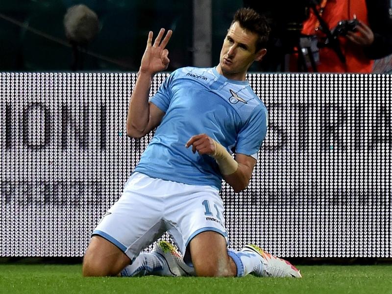 Classifica marcatori Serie A 2015/2016 - Higuain guida, sale Klose