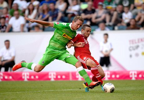 Luuk De Jong set for showdown talks over Gladbach future