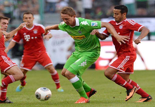 Luuk de Jong will in seinem zweiten Jahr bei Borussia Mönchengladbach den Durchbruch