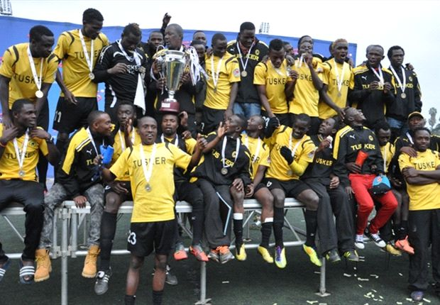 Thika Utd 2-2 Tusker (3-5 pens.): Brewers triumph on penalties to lift Top 8 Cup