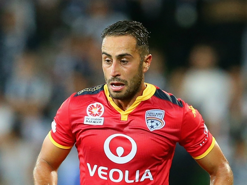 Adelaide United defender Elrich suffers horror ACL injury