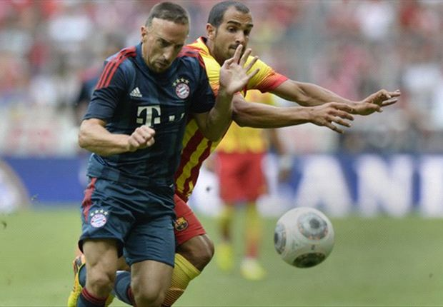 Ribery: I considered joining Barcelona