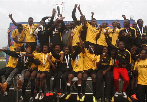 KPL Top 8 final: Tusker edge past AFC Leopards to retain title