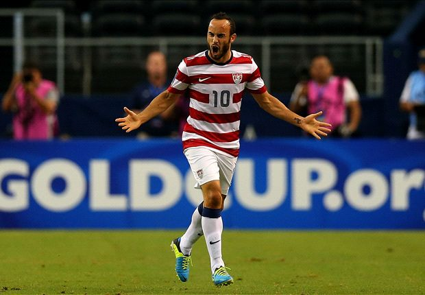 Landon Donovan living up to Jurgen Klinsmann's expectations