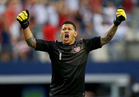 CONCACAF Player of the Week: Nick Rimando