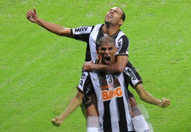 Atlético Mineiro tuvo su primera vez