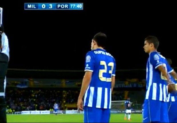 Héctor Herrera y Diego Reyes tuvieron participación con el Porto