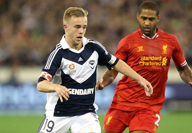 The star of the show beats Glen Johnson