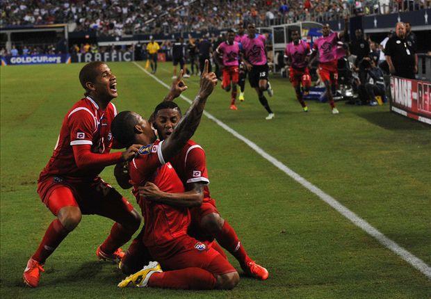 Untuk kali pertama sejak 2005 Panama menembus babak puncak Piala Emas Concacaf.
