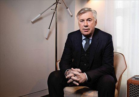 Ask Ancelotti: Carlo answers fan questions