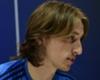 Dos niños escupieron a Luka Modric