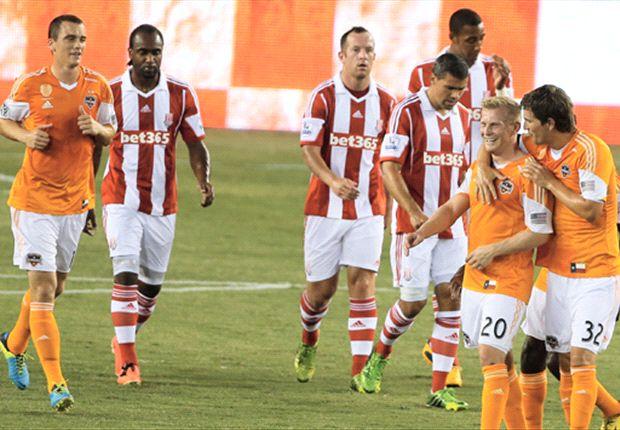 Houston Dynamo 2-0 Stoke City: Englishmen abroad sink visiting Potters