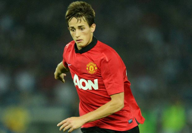 Adnan Januzaj, giovane gioiello del Manchester United