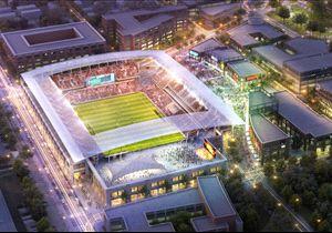 New D.C. United stadium, MLS