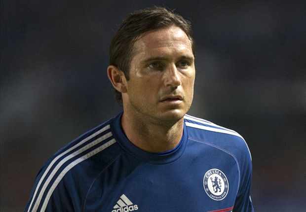 Lampard hopeful Rooney will sign for Chelsea